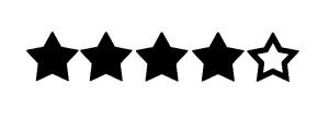 4-of-5-stars-300x110